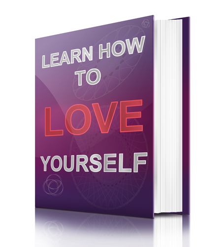 Open Book, Learn How to Love Yourself, recommended by Melanie Reed